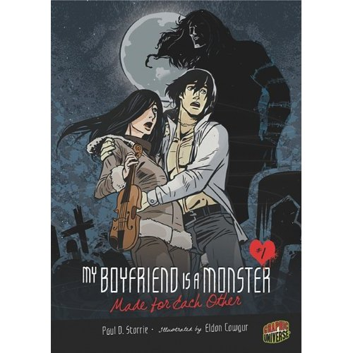 Made For Each Other: My Boyfriend Is A Monster Book 2: Made For Each