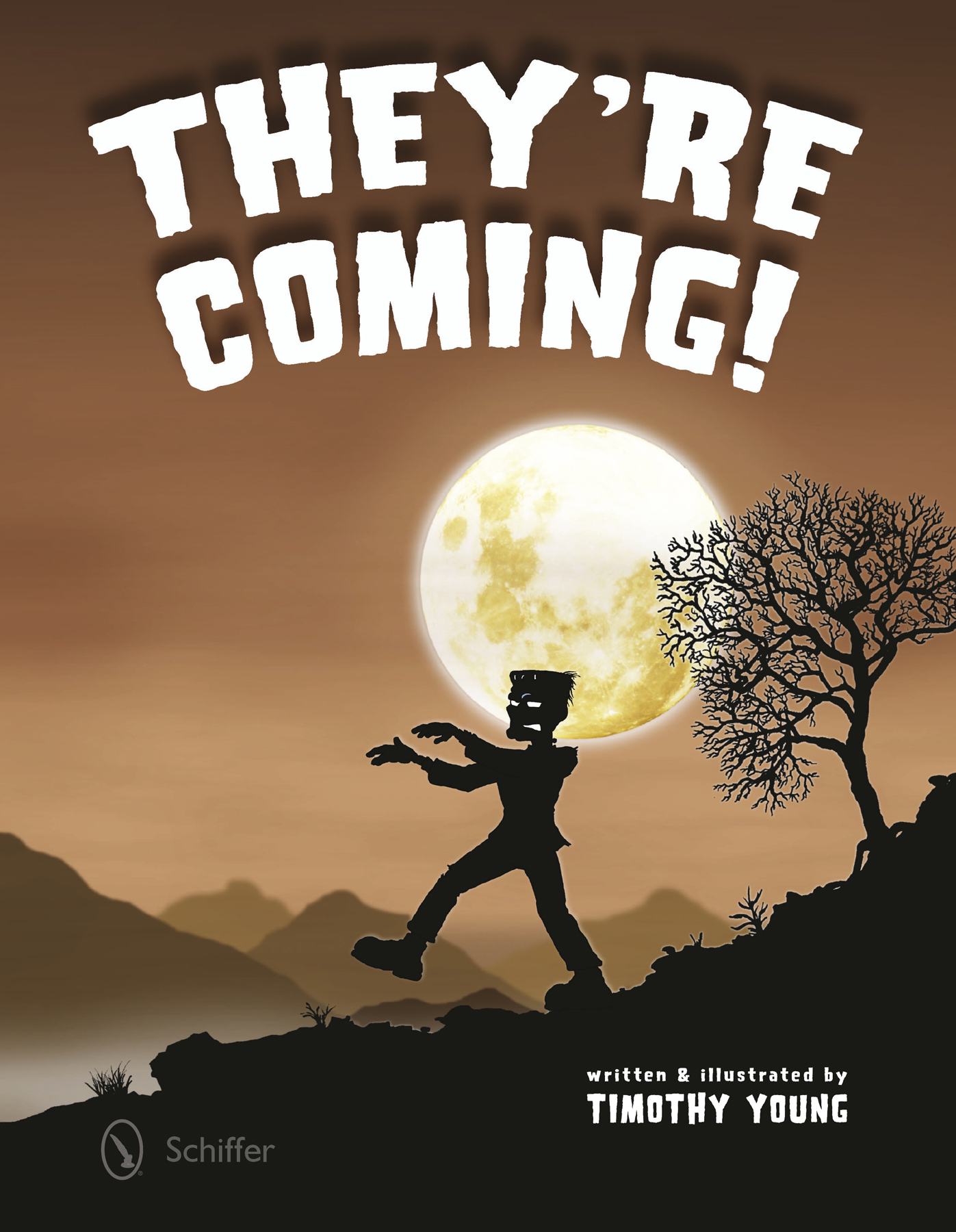 They're Coming | Kid Lit Reviews