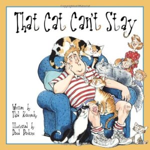 That Cat Cant Stay 2012