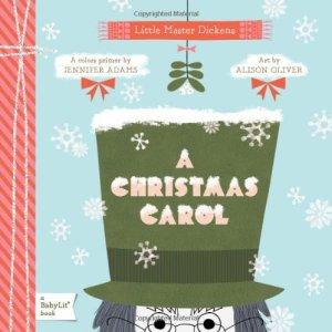 A Christmas Carol Baby Lit
