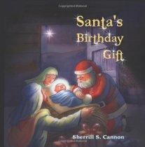 santas birthday gift