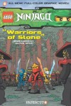 warriors of stone num 6