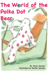 polka dot bear cover