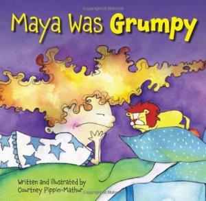 maya was grumpy cover