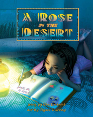 A Rose in the Desert cover snag