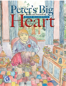 peters big heart cover