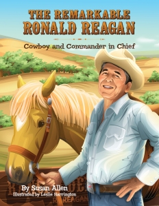 Remarkable Reagan_Cover