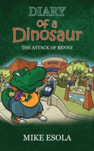 dino diary cover