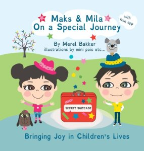 Maks and Mila on a Special Journey