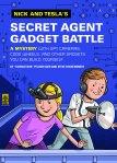 secret agent gadget battle