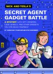 secret agent gadget battle