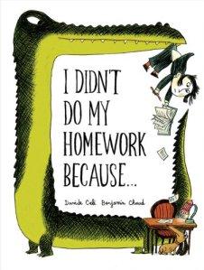 No, I Didn't Do My Homework!