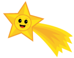 rect happy star