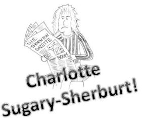Charlotte from Sugary-Sherburt