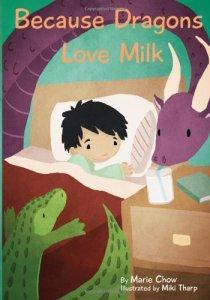 dragons love milk