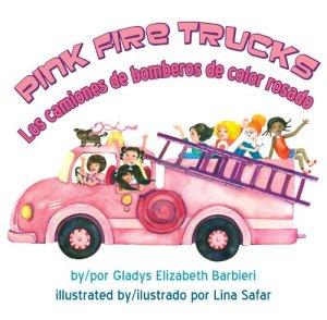 pink fire truck jackflap
