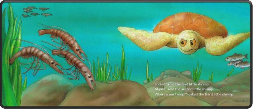 Loggerhead Turtle Theatens