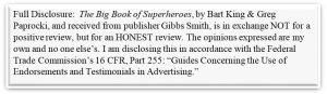big book superheroes