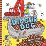Digger Dog - NEW