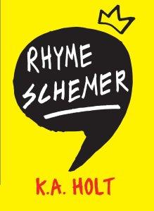 rhyme scheer