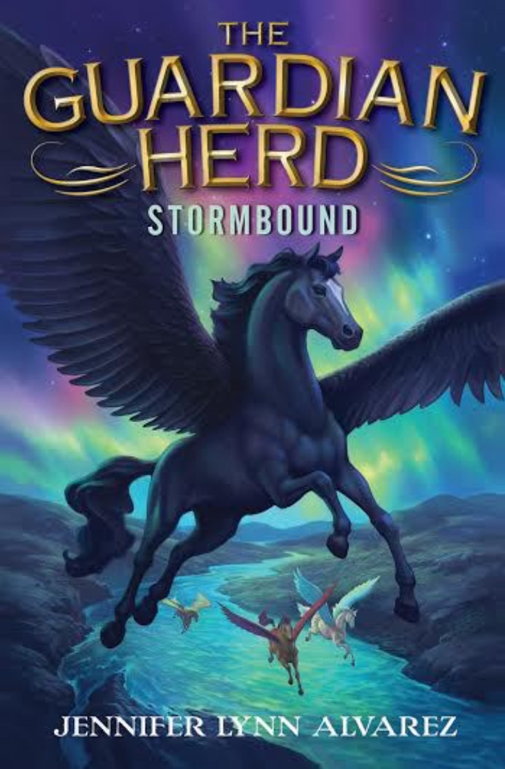 #679 – The Guardian Herd, #2: Stormbound by Jennifer Lynn ...