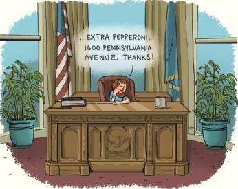 YOU as President!