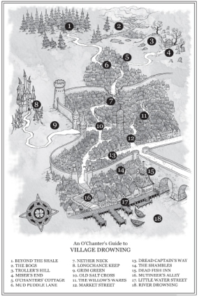 PT2 7 MAP BASED ON AUTHORS CONCEPT WALL