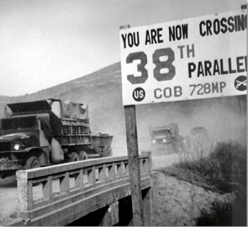 38th parralel korea