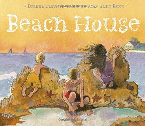 The Beach House Book: Beach House By Deanna Caswell And Amy June Bates