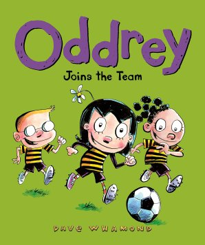 oddfrey joins team cover HERE