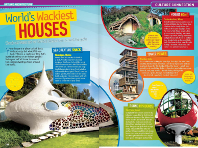 """Worlds Wackiest Houses"""