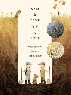 cover sam dave dig hole