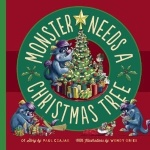 Monster Needs a Christmas Tree