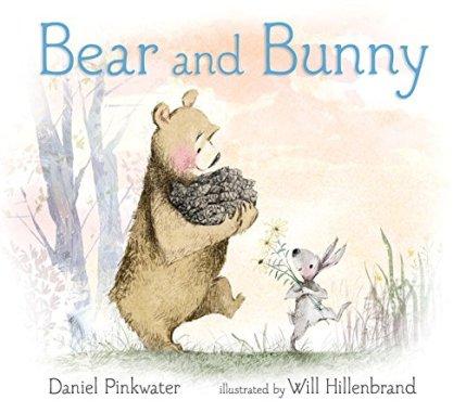 bear ad bunny cover 2015