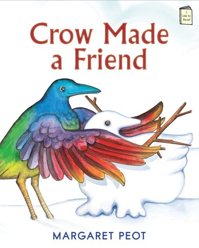 crow made a friend cover