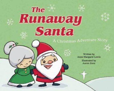 the runaway santa cover