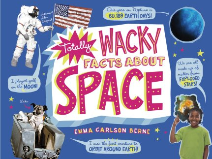 totally wacky facts about apace cover