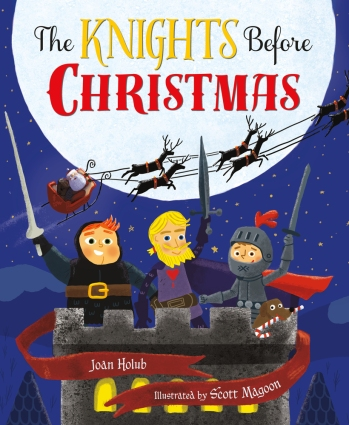 knights before christmas cover