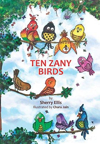 ten zany  birds cover am