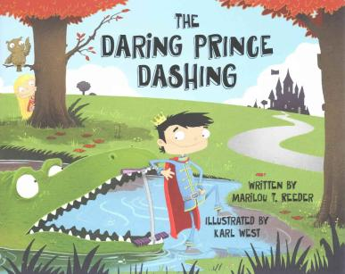 daring prince dashing lg cover