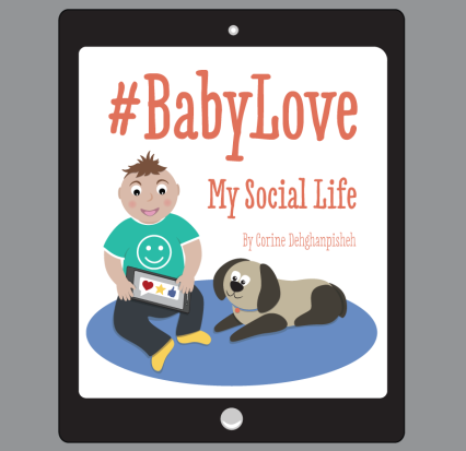 #BabyLove Book Cover