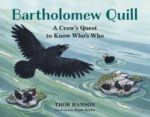 bartholomew quill cover