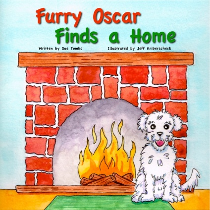 Furry Oscar Finds a Home - cover