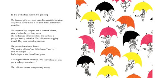 Harrison Loved His Umbrella Final txt crx.indd