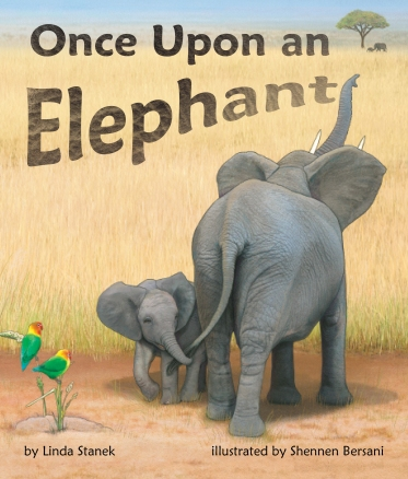 onceuponanelephant cover