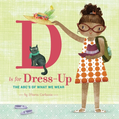 D is for Dress Up_FC 3D