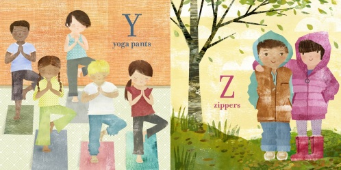 D is for Dress Up_Int 3 Y and Z