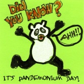 pandemonun day