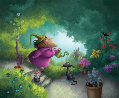 brunhilda gardentitlepage