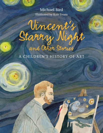 starry night by vincent van gogh a special board book for very young children